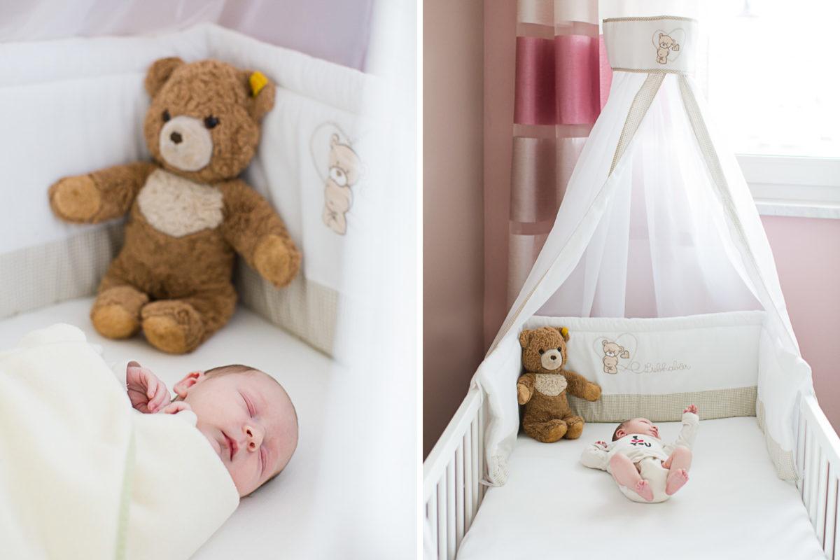 Baby Fotoshooting in Burgau