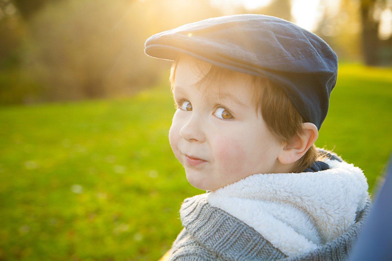 Fotoshooting mit Kindern in Gundelfingen