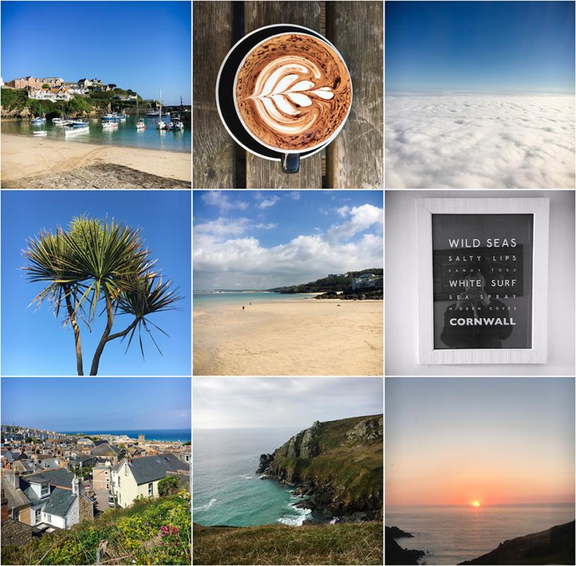 Cornwall Impressions