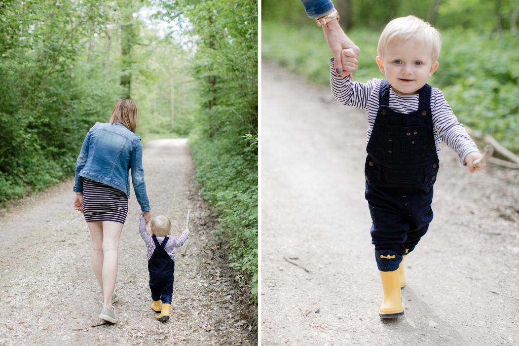Mutter Sohn fotoshooting in Gundelfingen