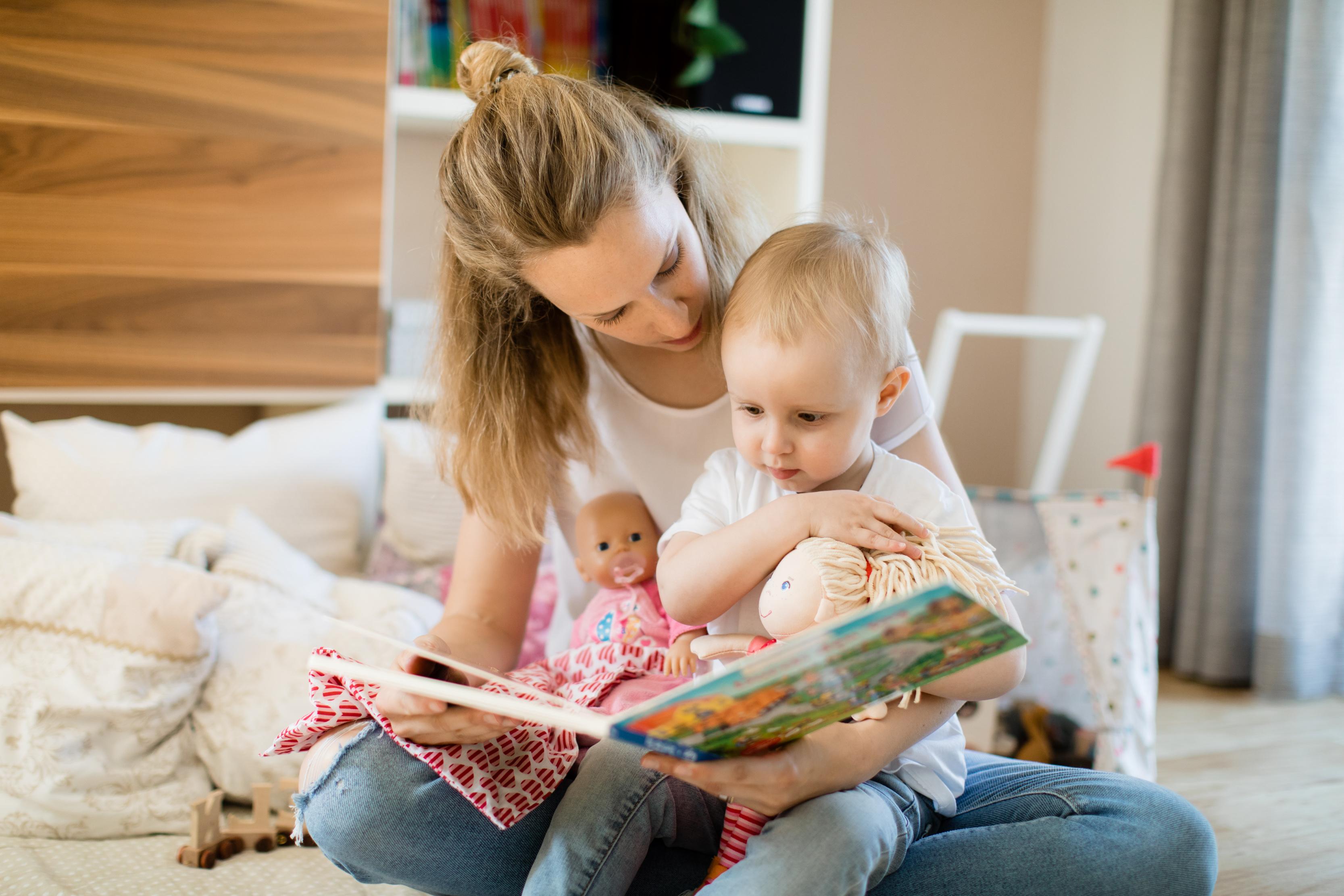 Mutter Kind Homestory