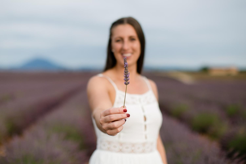 Boho Shooting lavender
