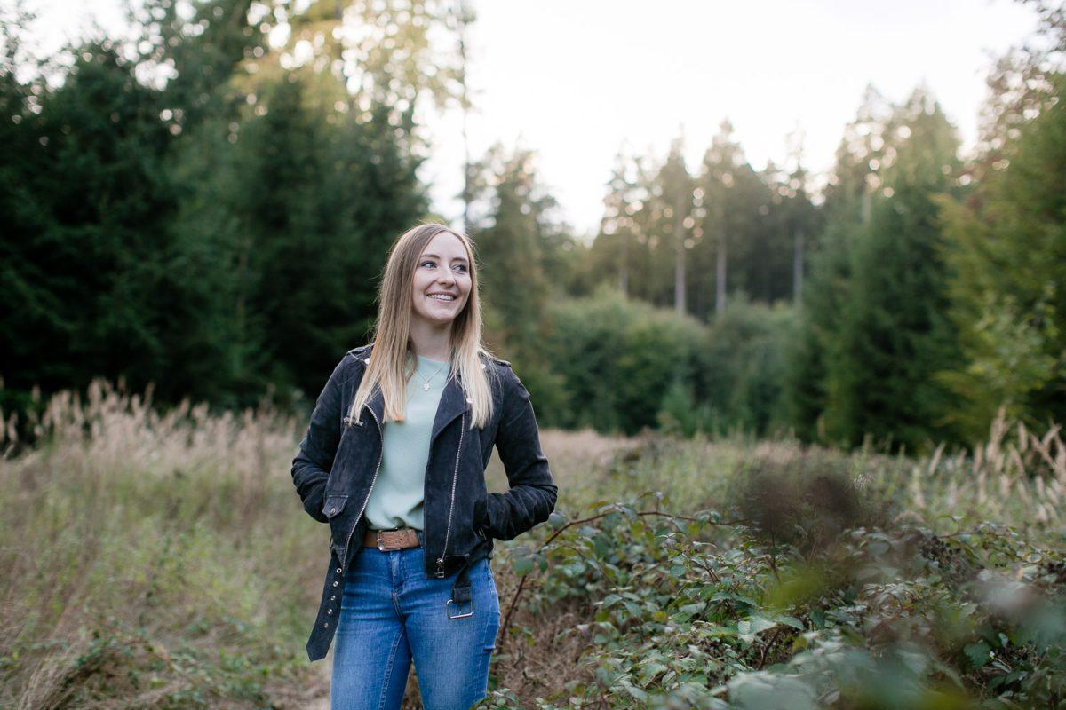 Wald Fotoshooting