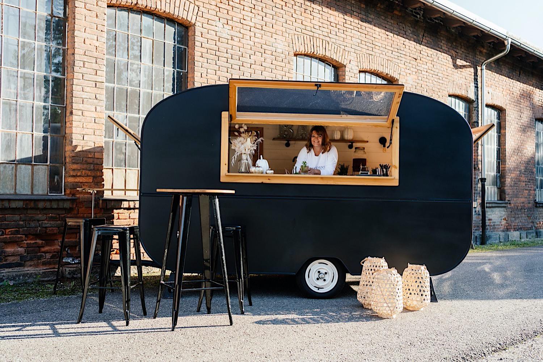 Gast Event die Mobile Bar